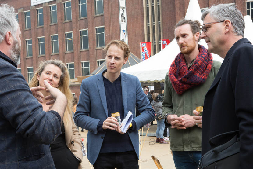 In gesprekt op Innovation Expo 2016